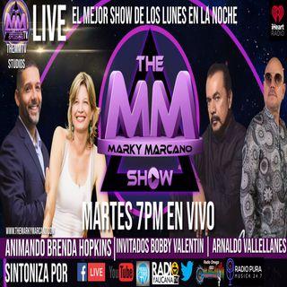 INVITADOS BOBBY VALENTIN | ARNALDO EL MAS QUERIDO EN LA ANIMACION BRENDA HOPKINS