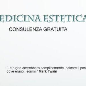 La medicina estetica : Genesi