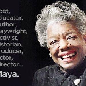 R.I.P. Dr. Maya Angelou
