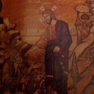 En el monte de los Olivos: Jueves Santo
