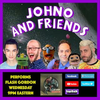 Johno and Friends - Flash Gordon - June 17th 2020