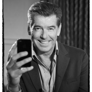 #TalkingTech with Pierce Brosnan