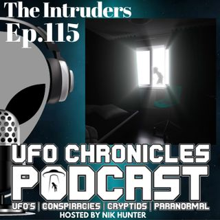Ep.115 The Intruders