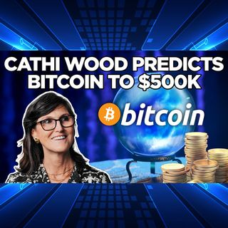 305. Cathie Wood Research Reveals Bitcoin and ETH Mega Pump!