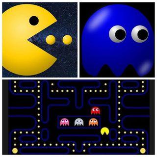 Steps di gioco del mitico Pac-man.