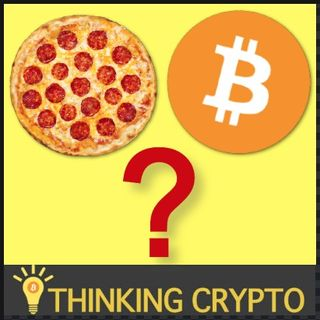 Where Are The 10,000 BITCOINS Used To Buy Pizzas?
