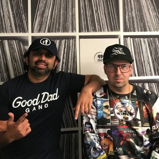 Termanology In Studio With Dj Pup Dawg