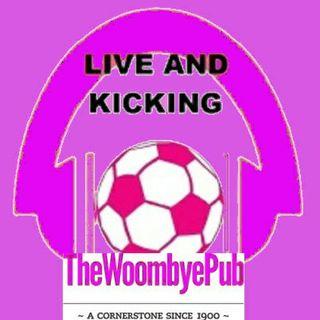 PREMIER LADIES WOOMBYE BLUE V BUDERIM BLACK LIVE 245