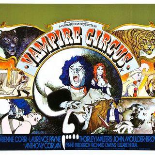 Ep 261 - Hammer Horror Month - Vampire Circus