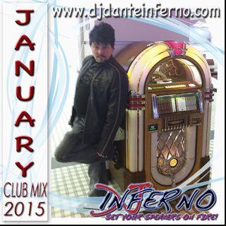 January Club Mix 2015