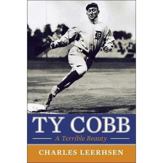 "Special Guest Author Charles Leerhsen:Ty Cobb ""A Terrible Beauty""."