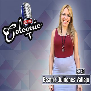 Episodio 45 Beatriz Quiñones