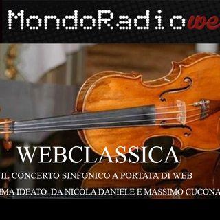 Webclassica - Concerto di Capodanno 2016 Teatro Rendano (Cosenza)