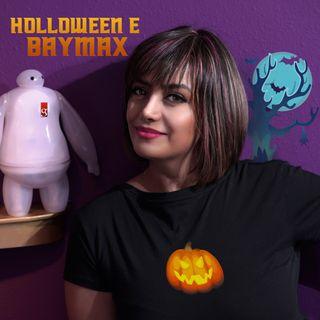 Halloween e Baymax