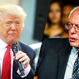 How Donald Trump Proved To Be A Bane To Bernie Sanders' Campaign