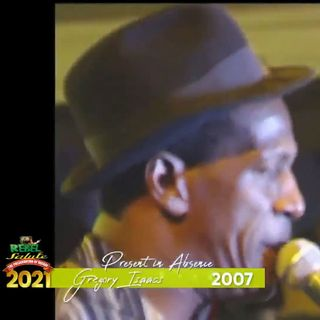 Gregory Isaacs - Rebel Salute 2007 (Rebel Salute Virtual 2021)