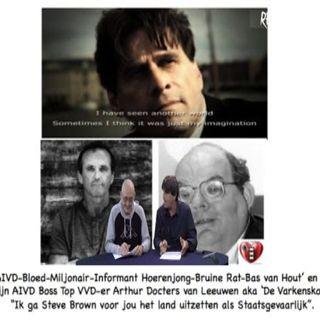 Ontmaskering AIVD Informanten Peter R. de Vries & Bas Van Hout, Historisch Overzicht (2).