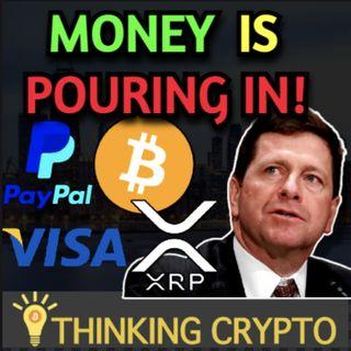 Bitcoin Crash & Bounce - Huge Bitcoin Mining News - Ripple SEC Jay Clayton Deposition