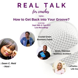 SEP: How to get back into your groove?