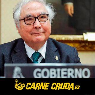 Carne Cruda - Entrevista al ministro de Universidades Manuel Castells (#719)