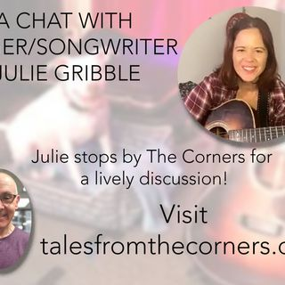 A Lively Talk With Julie Gribble