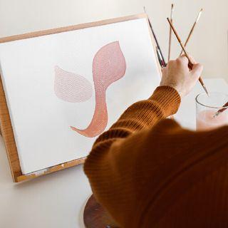 Introducing Compassion Through Art