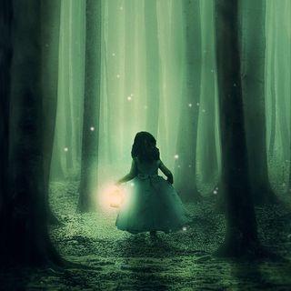 Una piccola luce, di Manuela Mancini. (voce Valeria Chiani)
