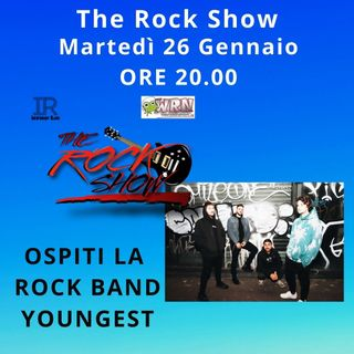 The Rock Show Puntata 12° Stagione 1