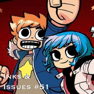 Inks & Issues #51 - Scott Pilgrim Part 2 w/Logan Pawley