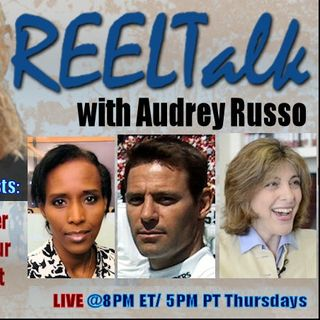 REELTalk: Diana West, Mona Walter direct from Sweden, Dr. Scott Barbour