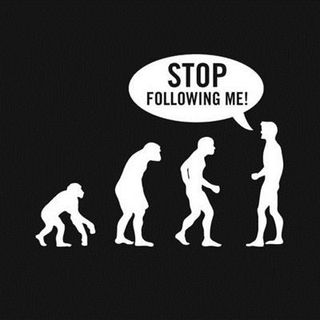 Is mankind's evolution a good thing?