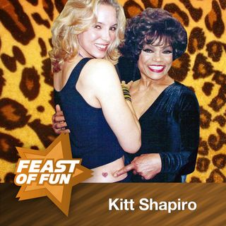 Interview with Eartha Kitt's daughter Kitt Shapiro