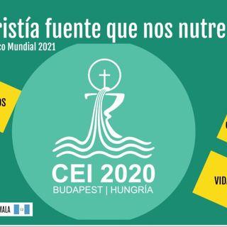Catequesis 05 PREPARACION AL CONGRESO EUCARISTICO INTERNACIONAL
