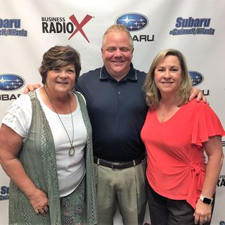 MARKETING MATTERS WITH RYAN SAUERS: Kathy Coots with Keller Williams Realty and Ann Weeks with Five Forks Academy