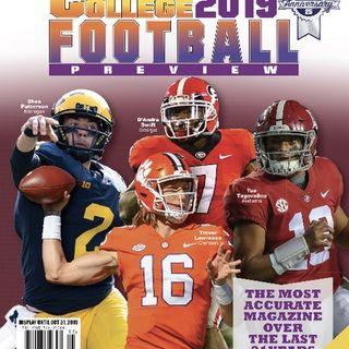 College Football Expert Phil Steele - 7/22