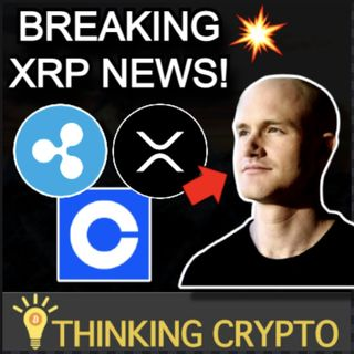 BREAKING RIPPLE XRP NEWS! Coinbase CEO Tweets about Ripple & XRP - Relist & Songbird Airdrop Soon?
