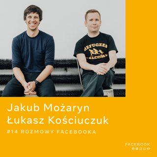 O aktywiźmie cyfrowym - Łukasz Kościuczuk i Jakub Możaryn