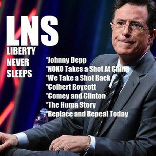 Liberty Never Sleeps 05/04/17 Show