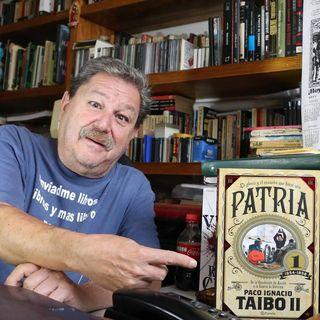 """Patria"" de Paco Ignacio Taibo II"