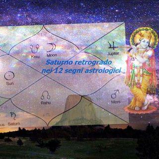 Saturno e il karma nei 12 segni
