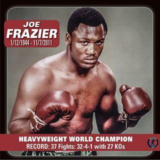 History of Heavyweight Boxing: Chapter 8 - Smokin' Joe Frazier