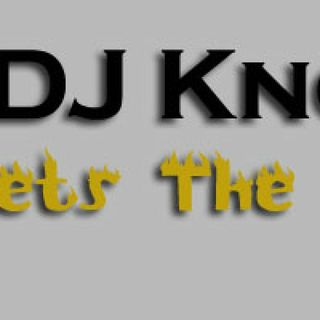 DJ KNOCKS THE MONDAY CLOCK IN OR OUT MIX
