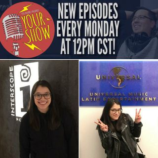 Your Show Episode 22 - Natalie and The Journey to International Marketing in Music