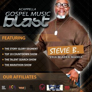 Stevie B. A Cappella Gospel Music Blast