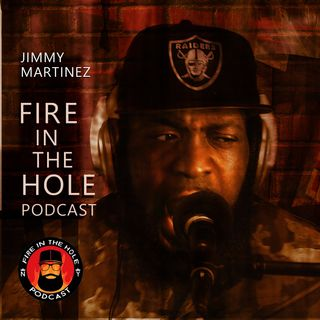 Episode 13: Honorable Judge Jimmy Martinez Presiding...