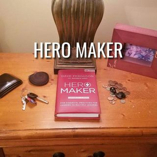 Hero Maker - Morning Manna #3072