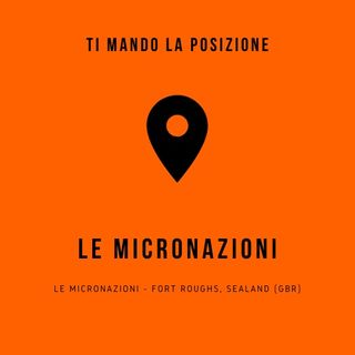 Le Micronazioni - Fort Roughs, Sealand (GBR)