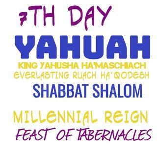 SHABBAT SHALOM | DAY 7 | F.O.T. | HALLELUYAH