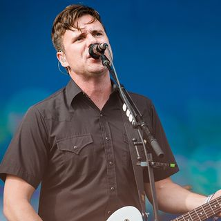It's Mike Jones: Jim Adkins of Jimmy Eat World