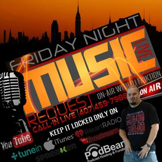 "Friday Night Music Request Live ""Slow Jamz Friday"" 11/9/18"